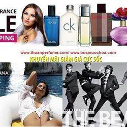 Nước hoa singapore -thuận perfume- phân phối toàn quốc giá sỉ