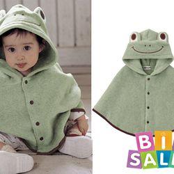 Áo choàng ếch xanh giá sỉ