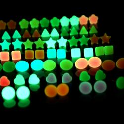 Bông tai dạ quang phát sáng trong đêm 033 - sỉ 8k/đôi