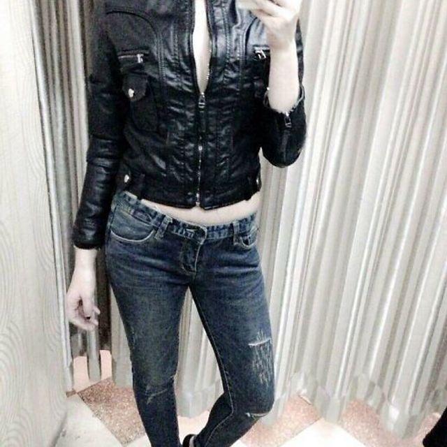Áo khoác da nữ giá sỉ, giá bán buôn