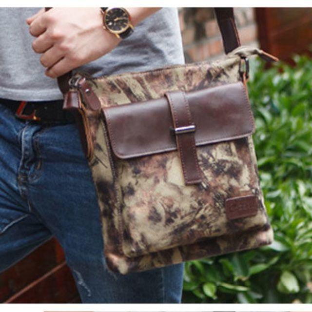 Túi đeo chéo vải bố v248 giá sỉ, giá bán buôn