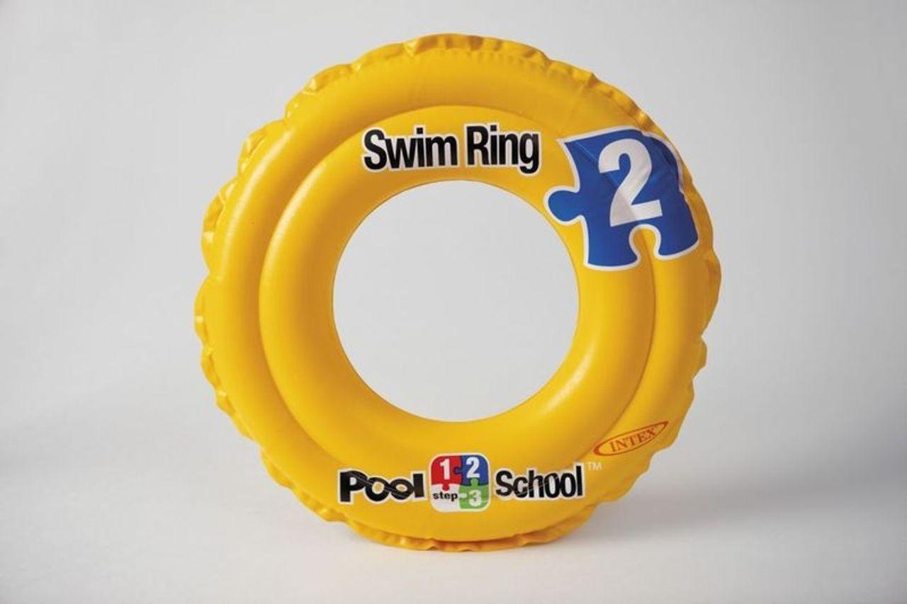Kết quả hình ảnh cho Phao Vòng Tập Bơi Intex 58231