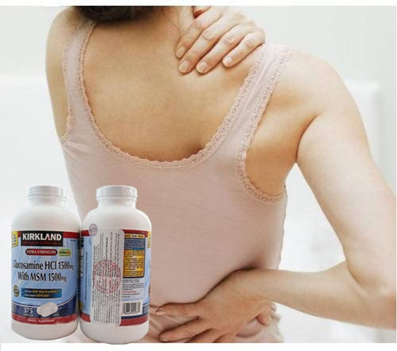 Glucosamine Msm 1500 Photo Trend Ideas Kirkland Signature Extra Strength Hci 1500mg With Hcl 375 Vin Gi S Bn Bun