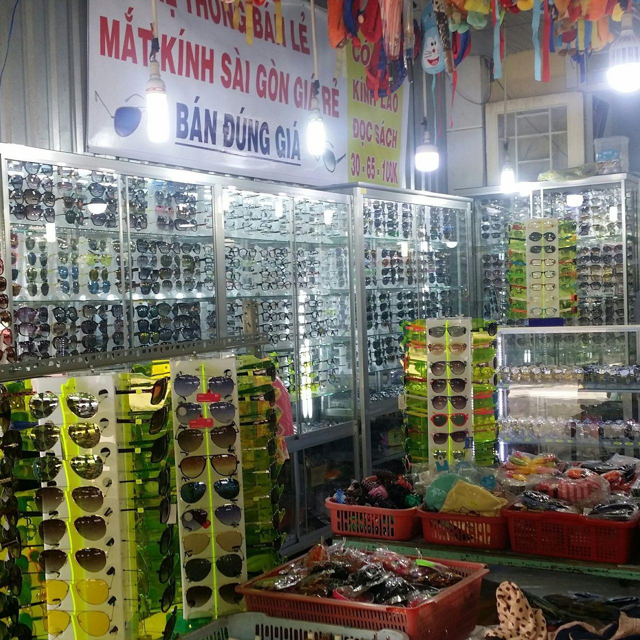 Đồng Hồ - Mắt Kính Hà My