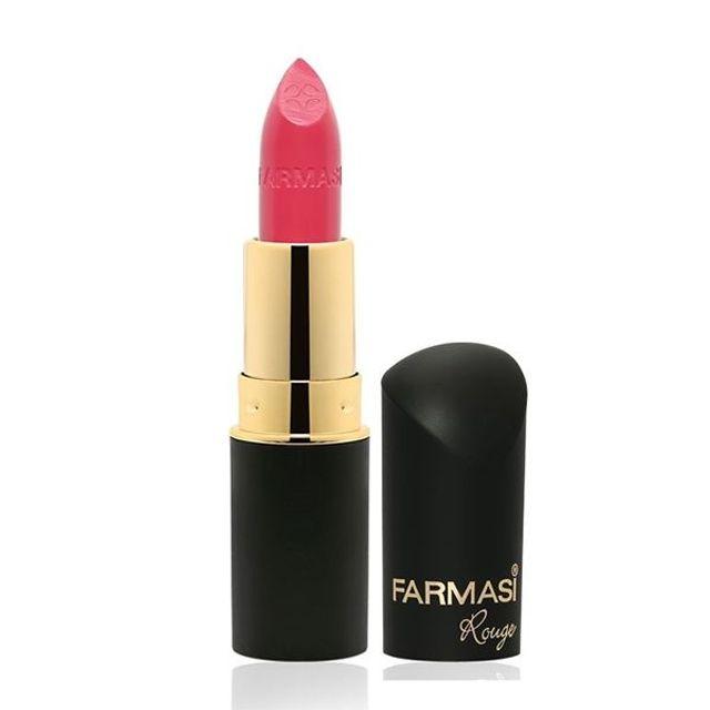 Son môi sắc đỏ farmasi rouge lipstick 10 hồng sen 46g