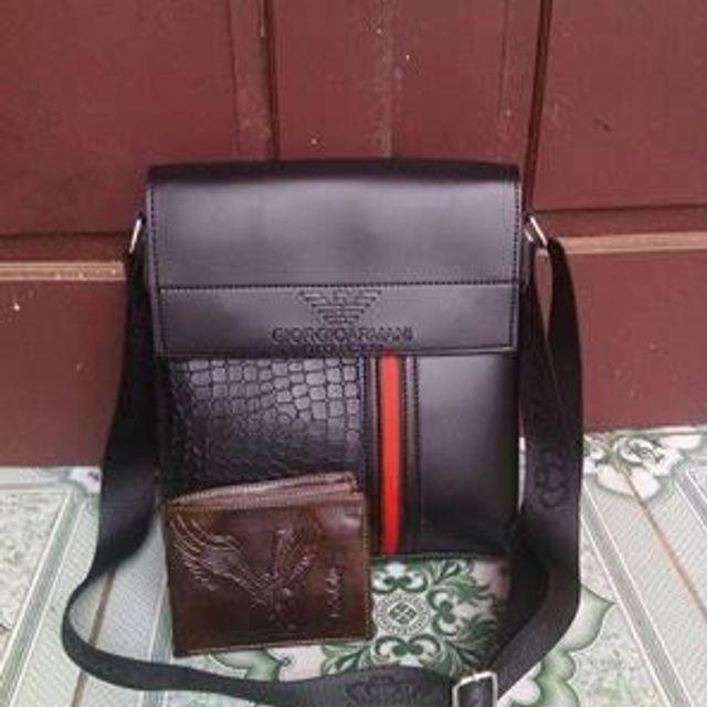 Túi ipad tặng kèm ví da giá sỉ, giá bán buôn