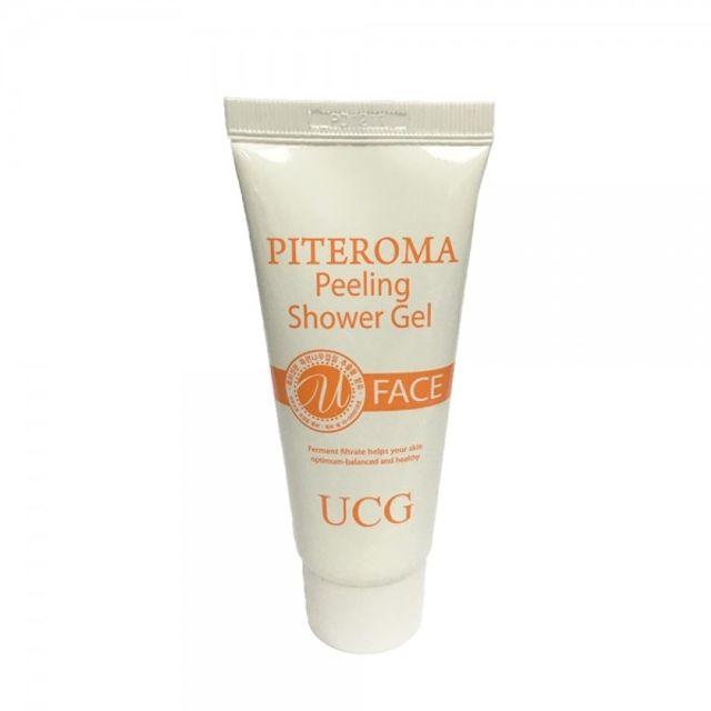 Piteroma peeling shower gel – tẩy tbc dưỡng trắng mịn da mặt giá sỉ, giá bán buôn