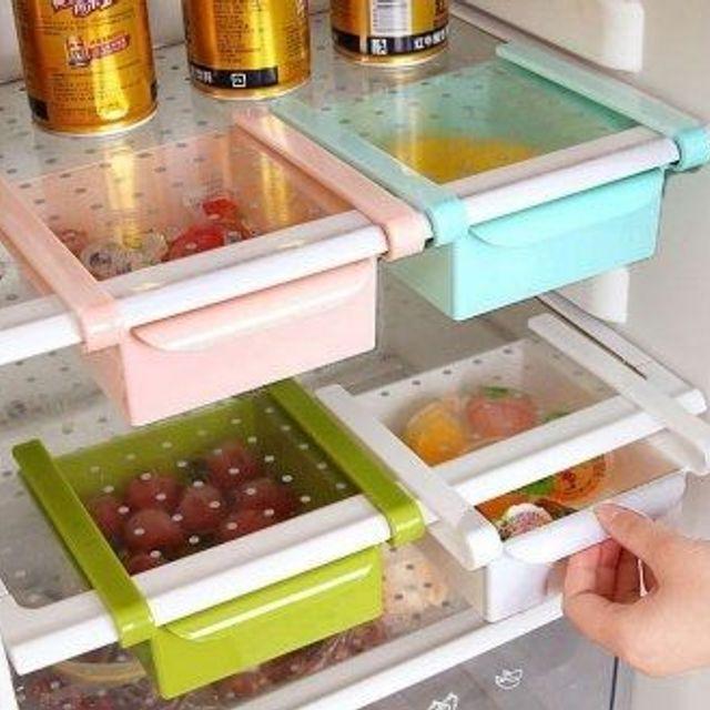 Khay tủ lạnh kéo thông minh giá sỉ, giá bán buôn