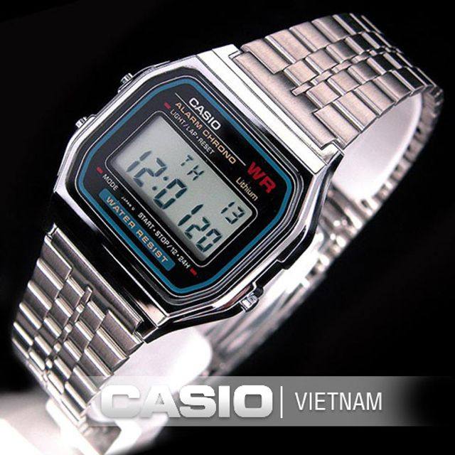 Đồng hồ C.asio A159