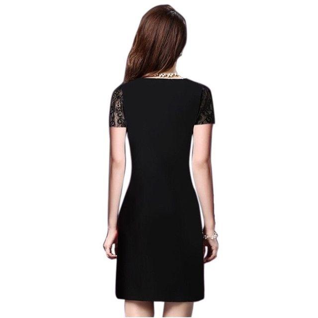 Đầm in 3D tay ren - giá sỉ, giá tốt