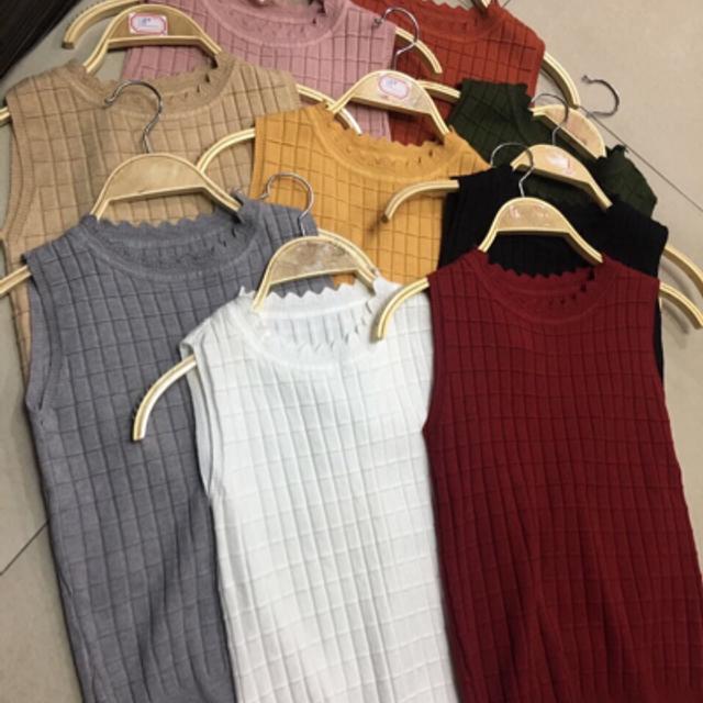 áo len dệt kim giá sỉ, giá bán buôn