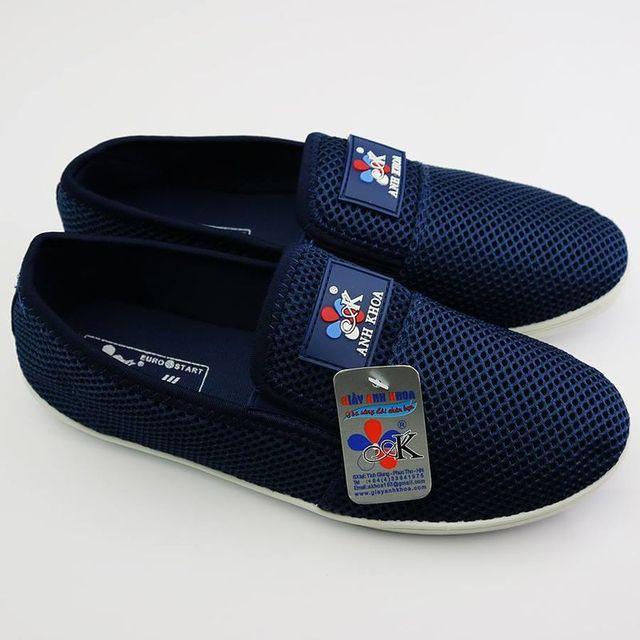 Giày trẻ em AK 666 lưới tem giá sỉ, giá bán buôn