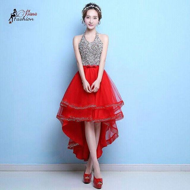 Đầm Xòe Kim Sa Đuôi Tôm