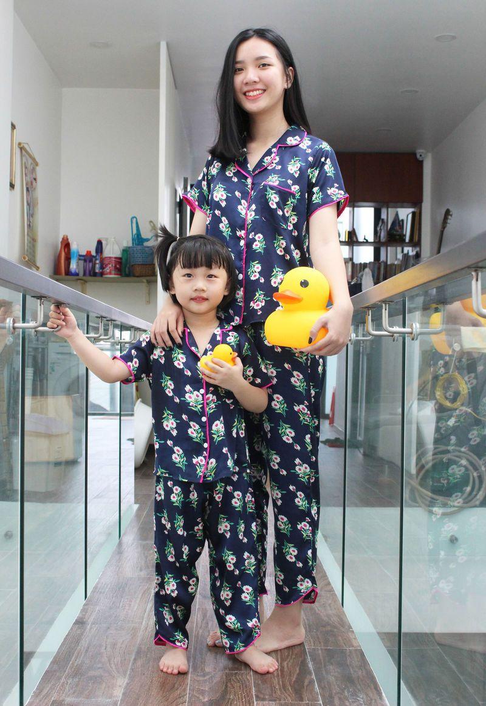 Thời trang bé gái - SET CHO MẸ VÀ BÉ