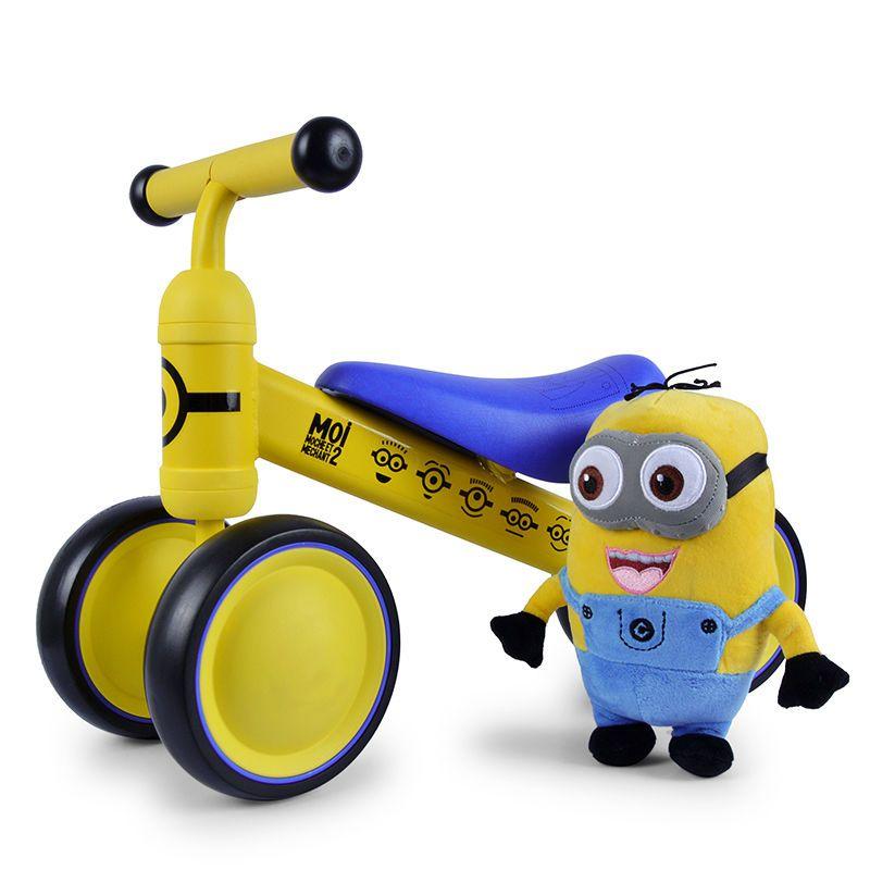 Xe chòi chân mini bike Minion giá sỉ, giá bán buôn