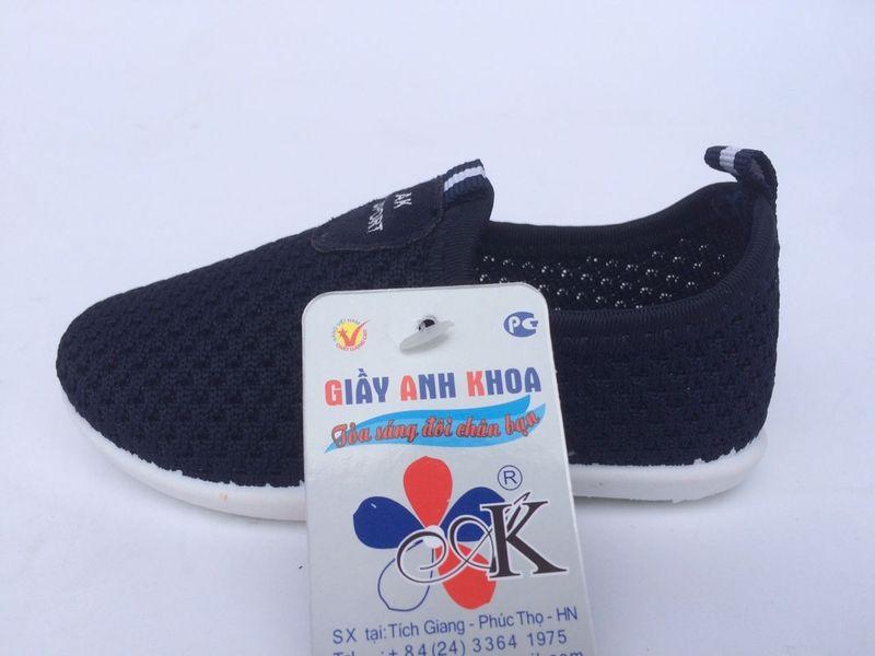 Giày lười cho bé AK33 giá sỉ, giá bán buôn