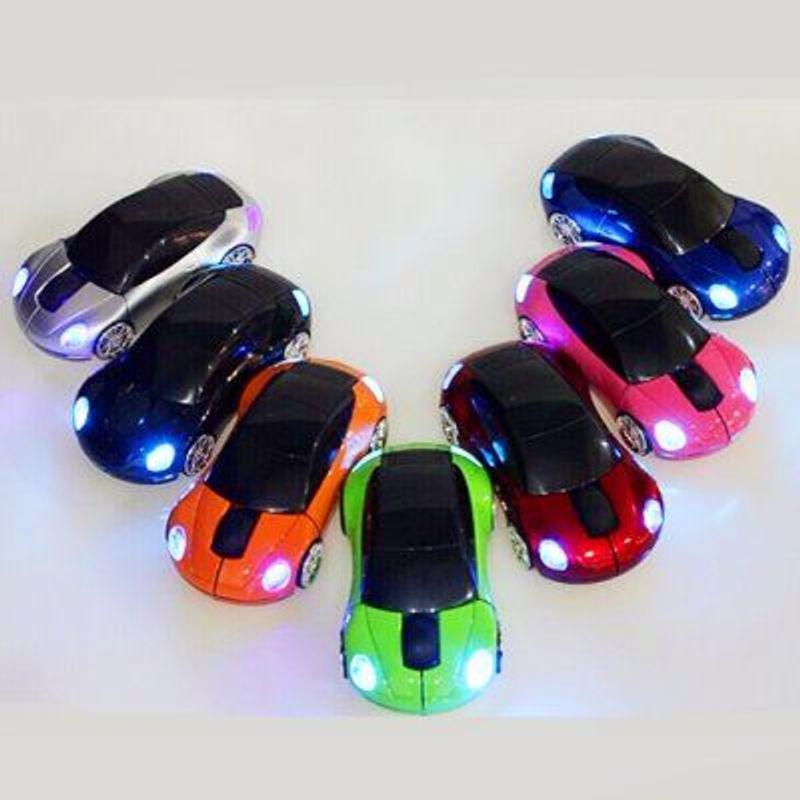 Chuột không dây xe hơi có led giá sỉ, giá bán buôn