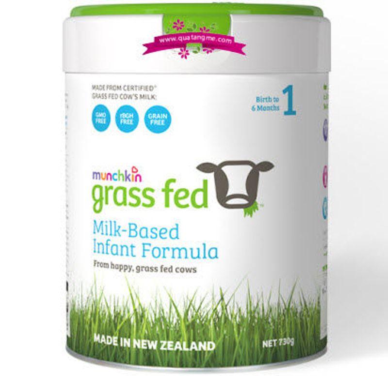 Grass Fed Baby Formula 1 - Sữa bột phù hợp cho bé từ 0-6 tháng tuổi của Úc giá sỉ, giá bán buôn