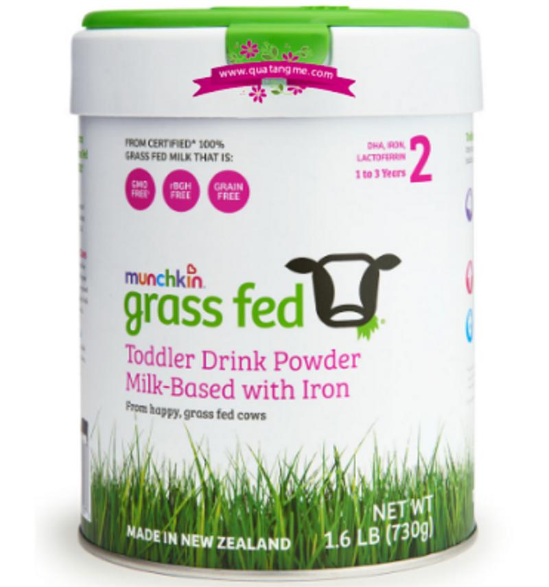 Grass Fed Baby Formula 2 - Sữa bột phù hợp cho bé từ 6-12 tháng tuổi của Úc giá sỉ, giá bán buôn