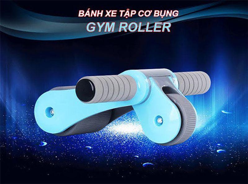 Bánh xe tập cơ bụng Gym Roller thế hệ mới giá sỉ, giá bán buôn