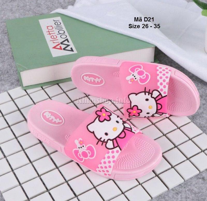 a58f108a142d Bán buôn bán sỉ giày dép trẻ em - Dép lê bé gái D21 giá sỉ - giá bán ...