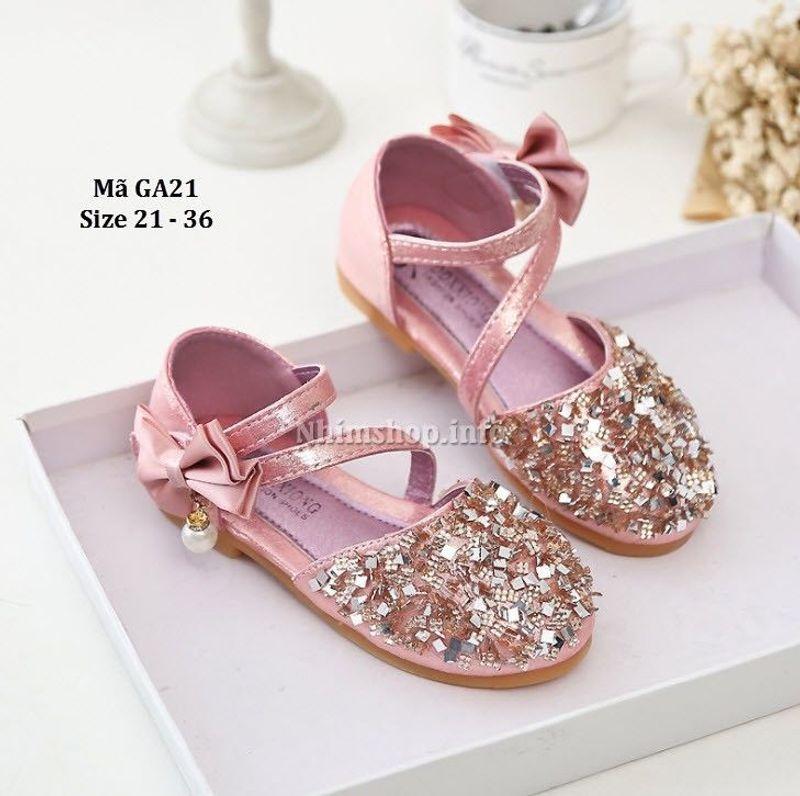 bbd7d3a2f0d5 Bán buôn bán sỉ giày dép trẻ em -Giày Bé Gái GA21 giá sỉ - giá bán ...
