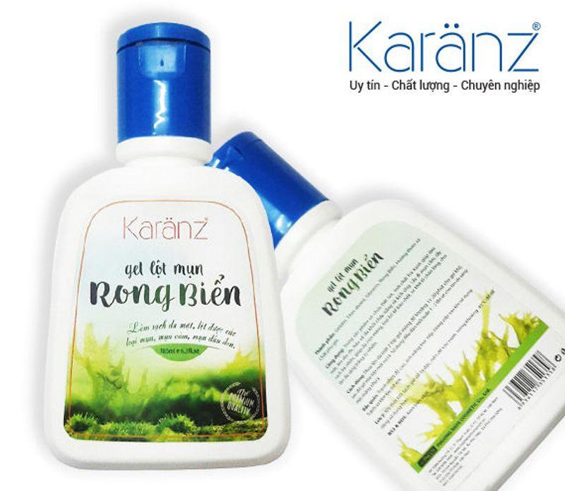 Gel Hút mụn Rong Biển Karanz 185ml - GM - K02