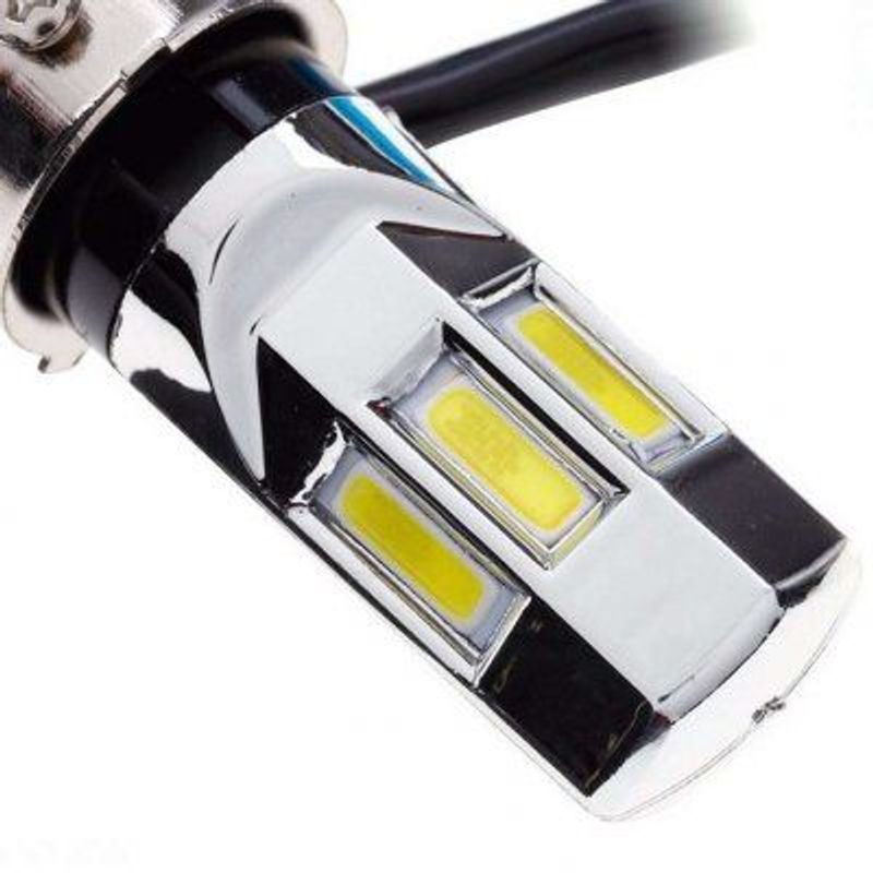 Đèn led xe máy 6 tim giá sỉ, giá bán buôn