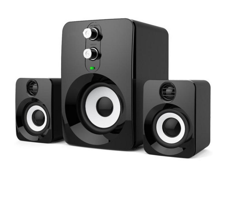 Loa nghe nhạc máy tính điện thoạiBass ấm FT201 speakers Nhập giá sỉ, giá bán buôn