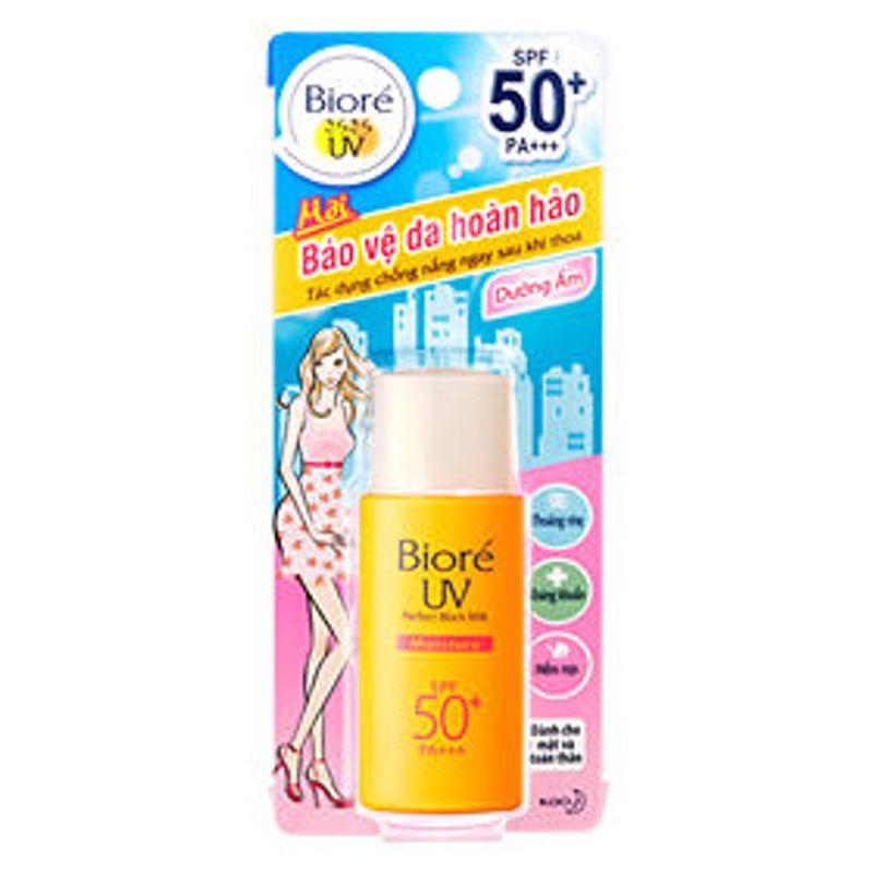 Sữa chống nắng Bảo Vệ Da Hoàn Hảo Bioré - Dưỡng Ẩm SPF 50/PA giá sỉ, giá bán buôn