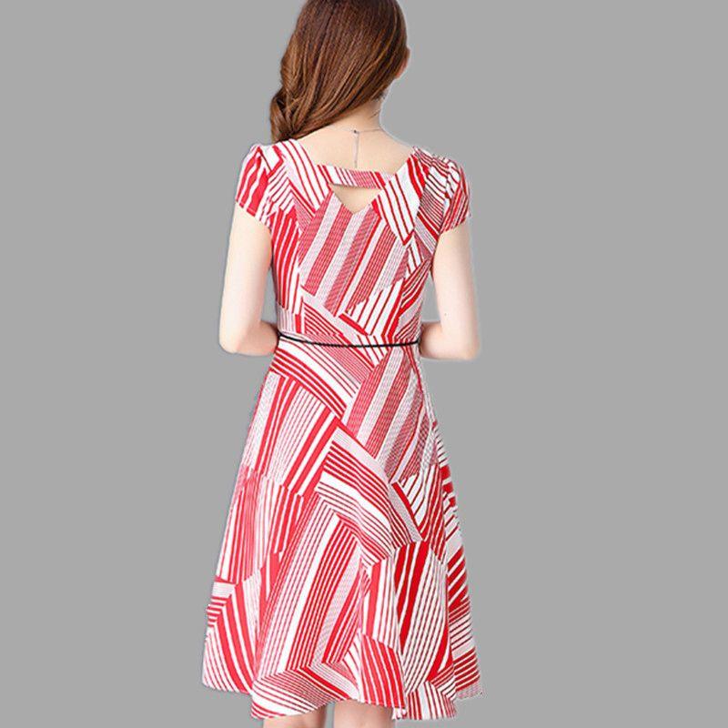 Đầm Xòe Họa Tiết Đen Lập Thể giá sỉ, giá bán buôn