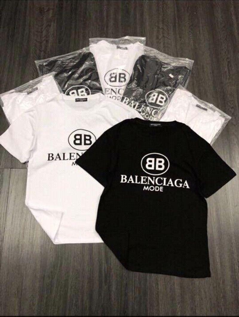 áo thun BB Balenciaga cực style giá sỉ, giá bán buôn