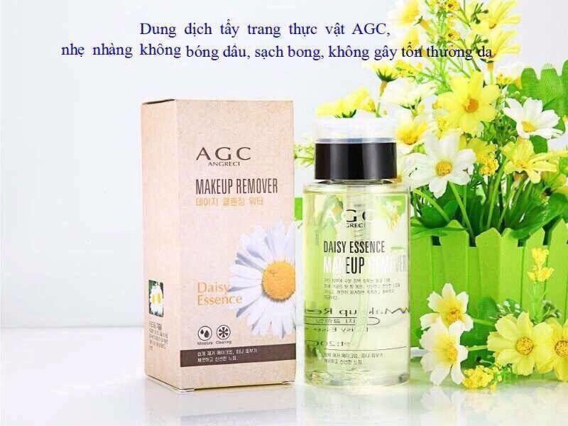Dầu tẩy trang AGC giá sỉ, giá bán buôn