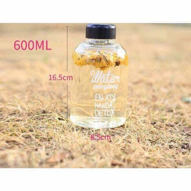 Bình nhựa Pongdang 600ml giá sỉ, giá bán buôn