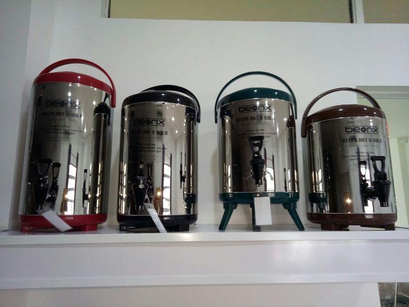 Bình ủ trà Bình giữ nhiệt - Inox thực phẩm 304 12L - BEONX giá sỉ, giá bán buôn