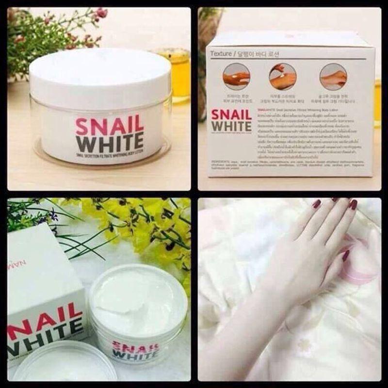 Kem dưỡng thể Body Snail Whites giá sỉ, giá bán buôn