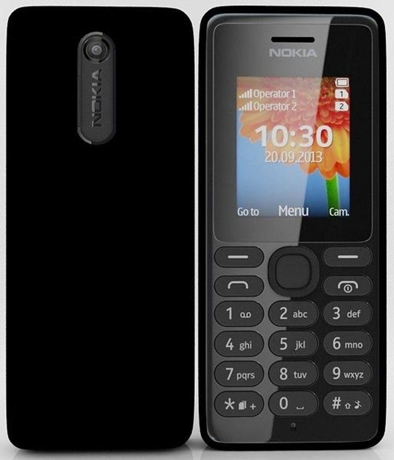 Nokia 108 Zin 2Sim