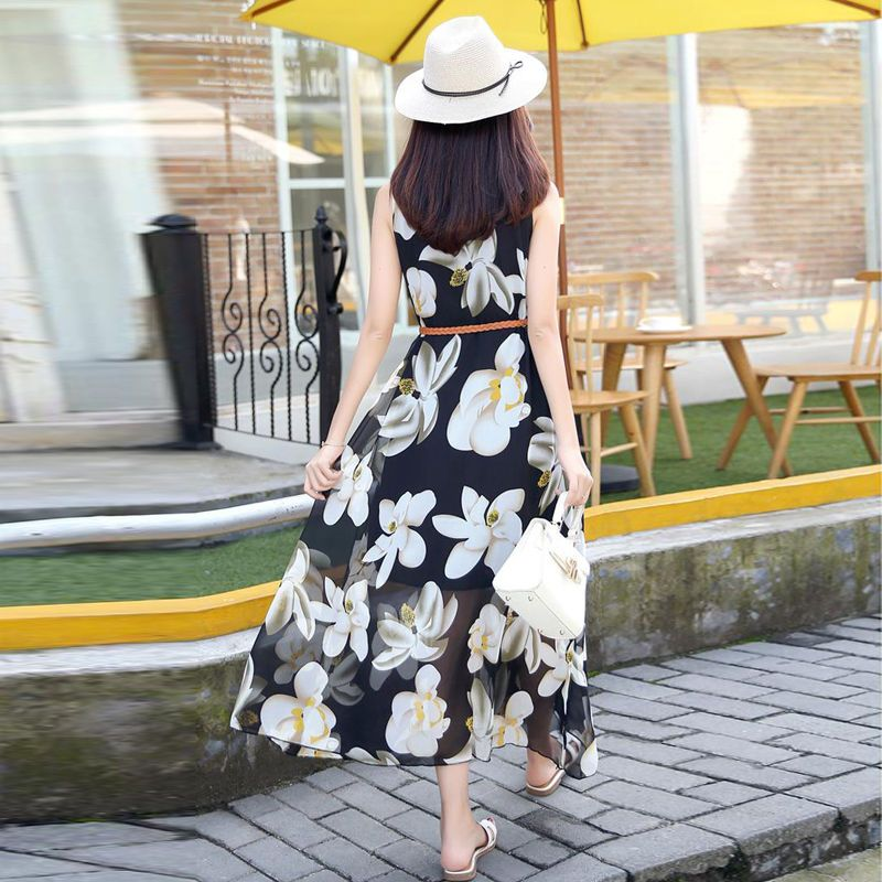 Đầm Vintage Hoa LyLy Duyên Dáng giá sỉ, giá bán buôn