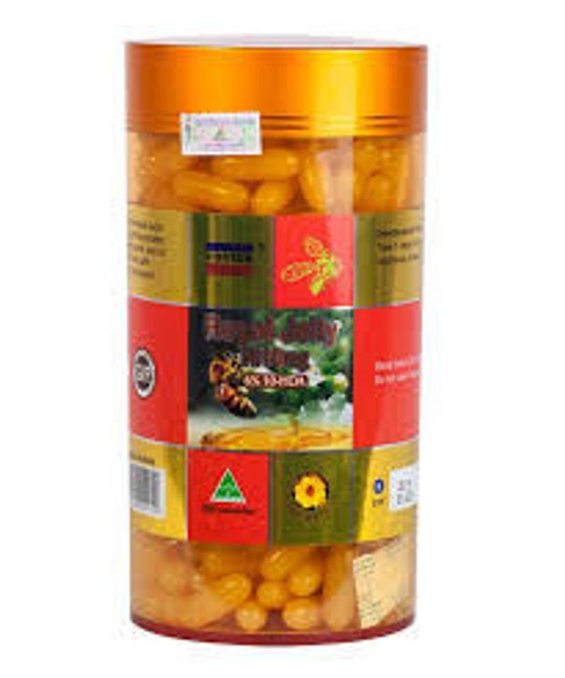 Sữa Ong Chúa Royal Jelly Costar 1610mg x 365 viên giá sỉ, giá bán buôn