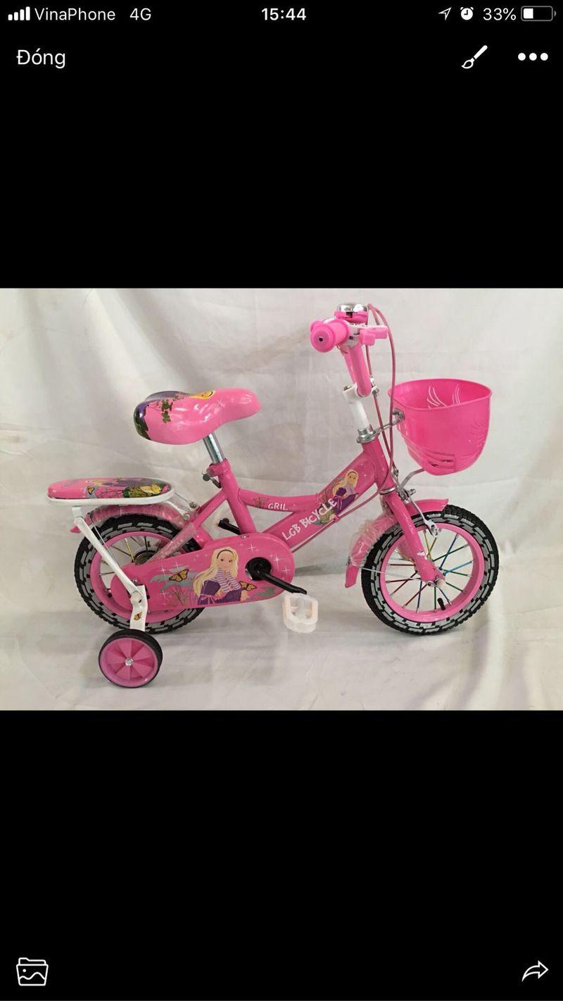 Xe đạp trẻ em 12inch LGB đài loan giá sỉ, giá bán buôn
