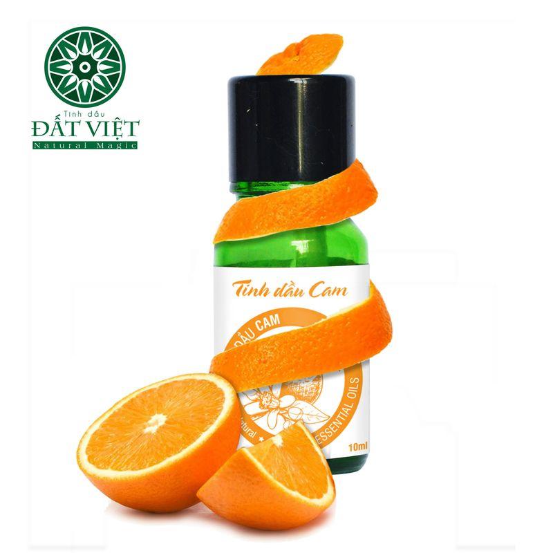 Tinh dầu cam nguyên chất lọ 10ml giá sỉ, giá bán buôn