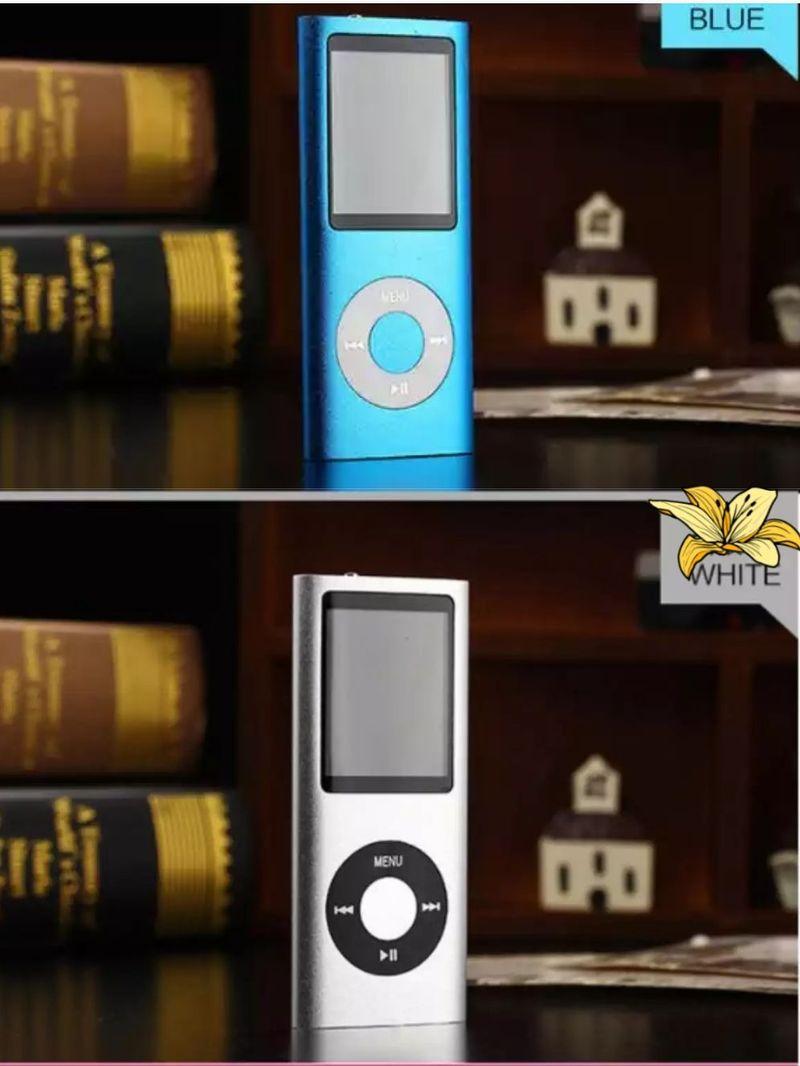 Máy nghe nhạc MP4 bộ nhớ trong 8GB giá sỉ, giá bán buôn