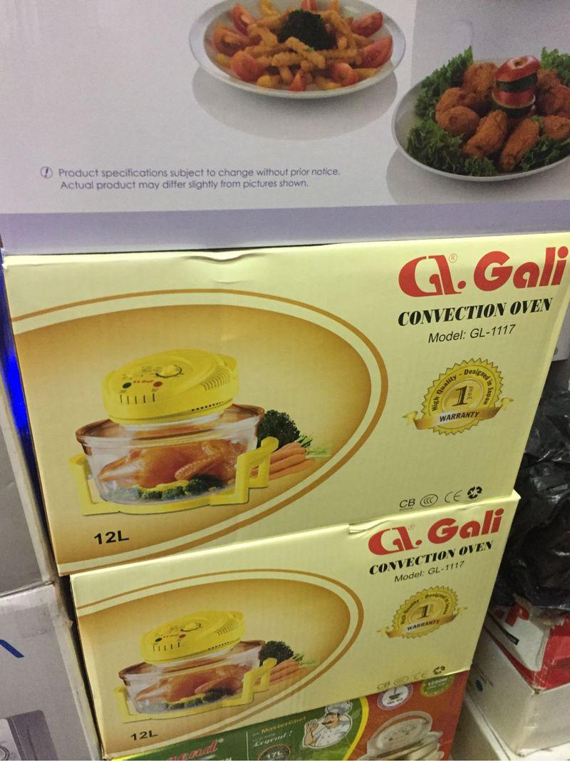 Lò nướng thủy tinh Gali bảo hành công ty 12 tháng giá sỉ, giá bán buôn