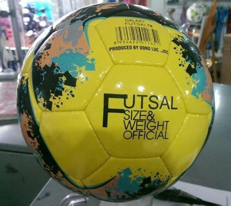 Bóng đá ĐL Futsal Galaxy số 4 giá sỉ, giá bán buôn