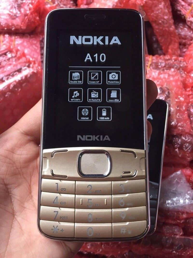 Điện Thoại Nokia A10 Chữ To Rung Chuông Mạnh cấu hình nokia giá sỉ, giá bán buôn