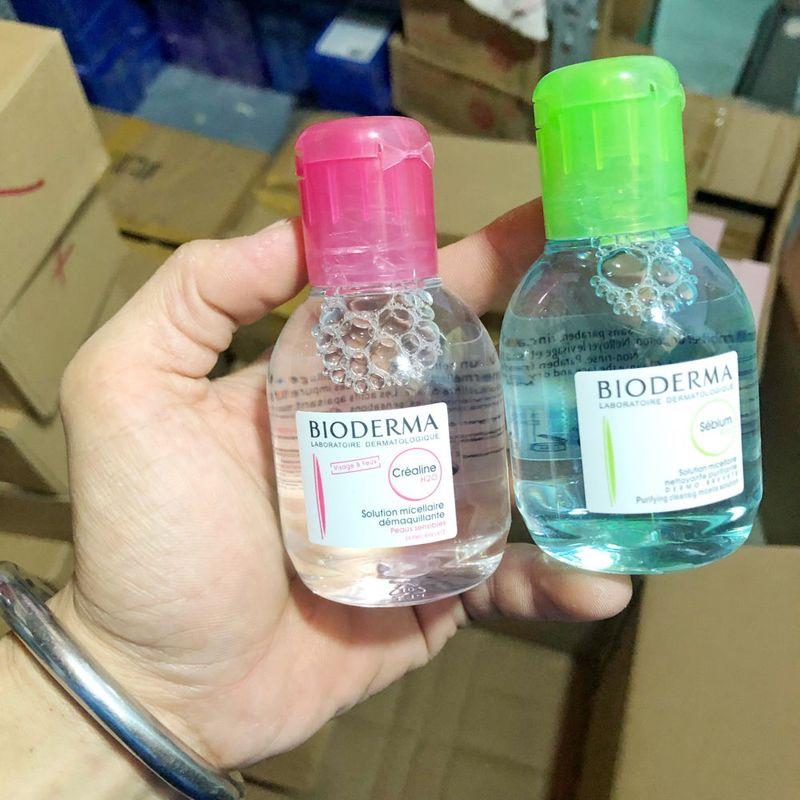 Nước tẩy trang Bio chai 100ml giá sỉ, giá bán buôn