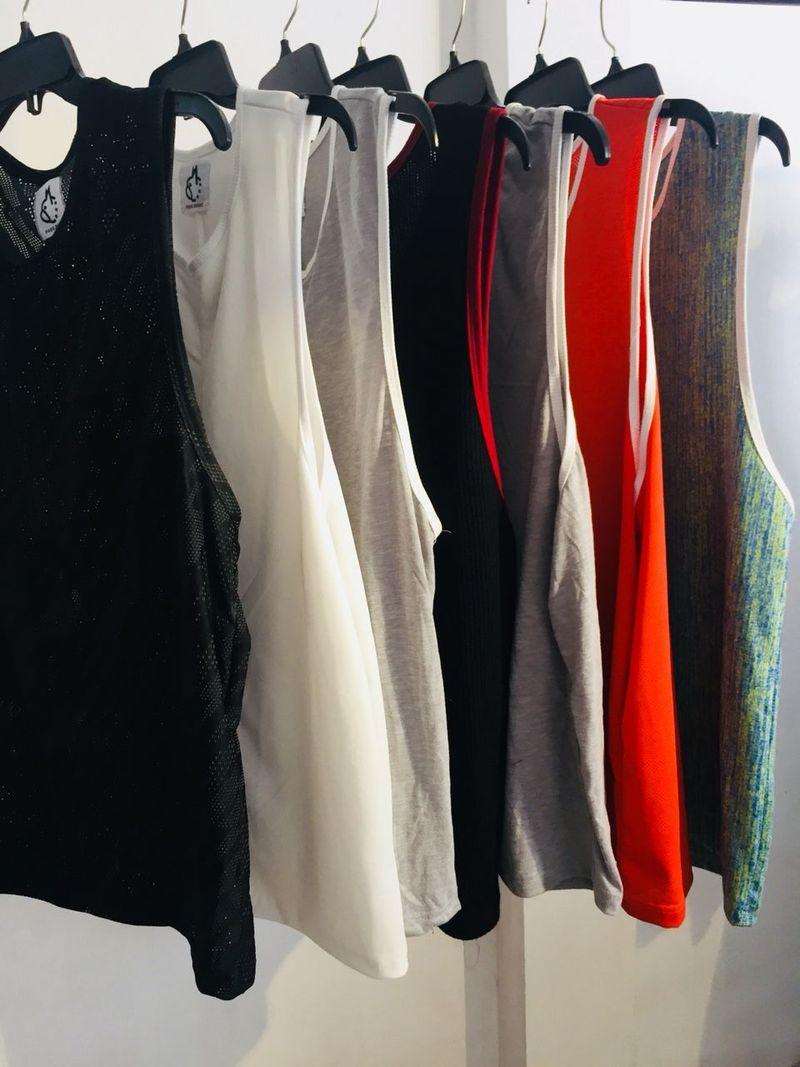 Áo ba lỗ giá rẻ nhất đâu rẻ hơn đền gấp đôi giá sỉ, giá bán buôn