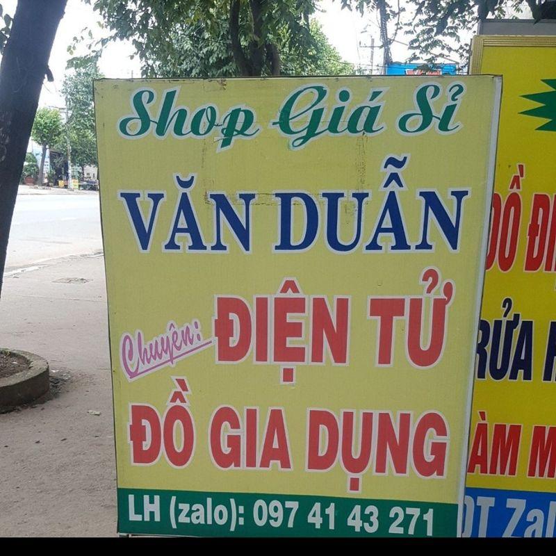 Văn Duẫn Shop