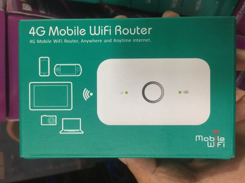 phát mobile wifi router 4G giá sỉ