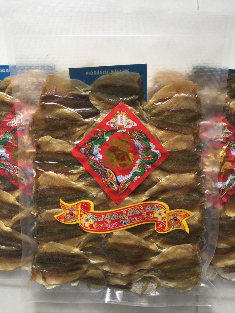Khô Cá Chỉ Ngọt 1 Bịch/ 500g giá sỉ, giá bán buôn